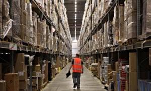 (FILE) BBC Panorama Investigates Amazon Working Conditions