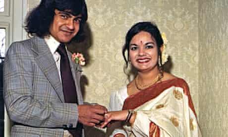 Meera's parents