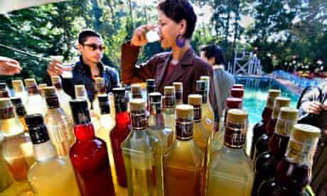 Shillong Wine Festival 2013