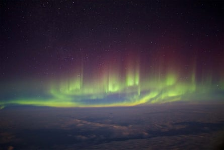 Astronomy Photographer of the Year 2014: In-flight Entertainment by Paul Williams (UK)
