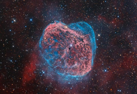 Astronomy Photographer of the Year 2014: NGC 6888 by Mark Hanson (USA)