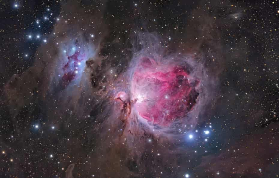 Astronomy Photographer of the Year 2014: Orion Nebula by Anna Morris (USA)