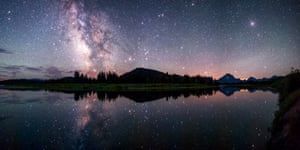 Astronomy Photographer of the Year 2014: Oxbow Bend Reflections by David Kingham (USA)