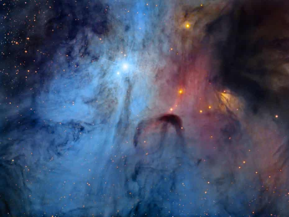 Astronomy Photographer of the Year 2014: The Turbulent Heart of the Scorpion by Rolf Wahl Olsen (New Zealand)