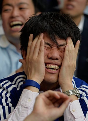 Agony and ecstasy: Japan feature FIFA World Cup 2014