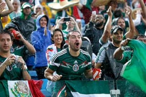 Agony and ecstasy: Group A - Mexico vs Cameroon