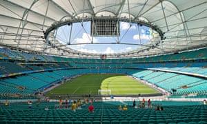 The Arena Fonte Nova
