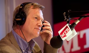 andrew bolt on the radio