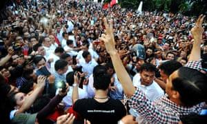 Joko Widodo Indonesia elections