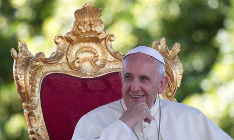 pope francis chair