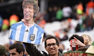 Mick Jagger World Cup