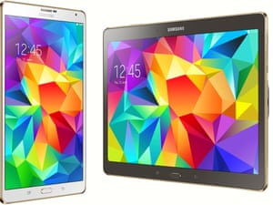 Samsung Galaxy Tab S review: a rival for the iPad