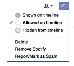Hide your activity
