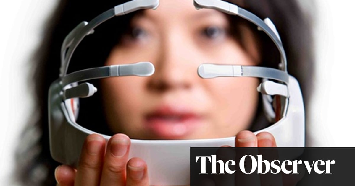 Can a Kickstarter headset decipher the brain waves of 'locked-in