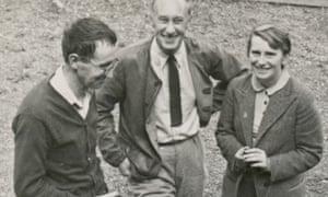 Margarete Steffin with Bertolt Brecht