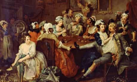 William Hogarth - The Rake's Progress