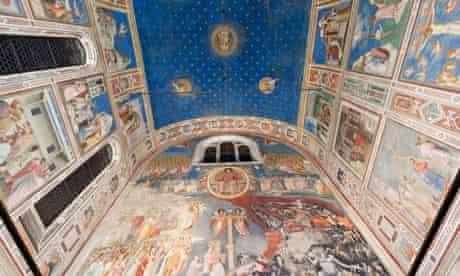 Giotto - Scrovegni Chapel