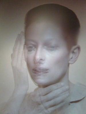 Tilda Swinton,  2014, screen capture, 2010.