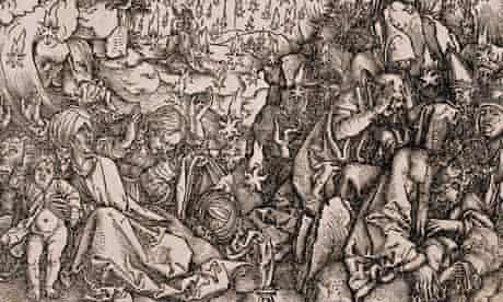 Albrecht Durer - The Apolcalypse of St John