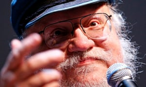 George RR Martin Game of Thrones A Song of Ice and Fire