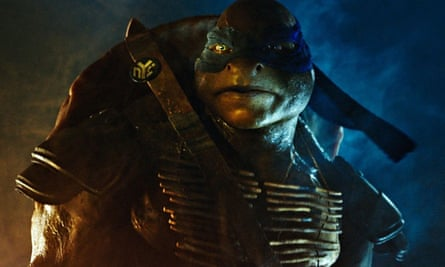 Tmnt First Look Review What The Shell Is This Teenage Mutant Ninja Turtles The Guardian