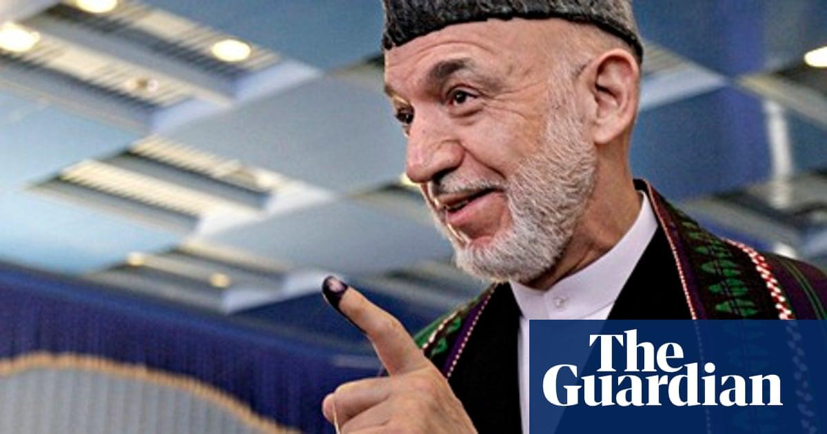 Afghanistan president Karzai backs UN plan to check votes