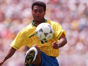 Romario in 1994