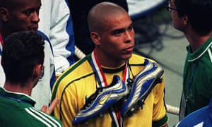 Ronaldo in 1998
