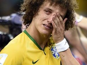 David Luiz in 2014