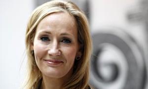British writer JK Rowling