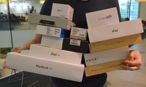 Gadget boxes