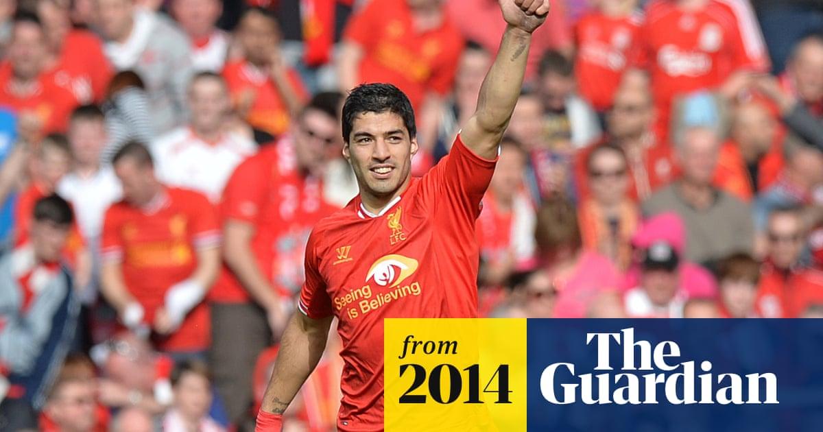 Liverpool confirm Luis Suárez's £75m move to Barcelona