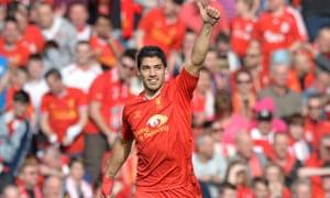 4cc508084 Liverpool confirm Luis Suárez's £75m move to Barcelona pending ...
