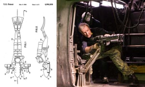 Patents: James Cameron painting