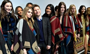 Burberry Christopher Bailey