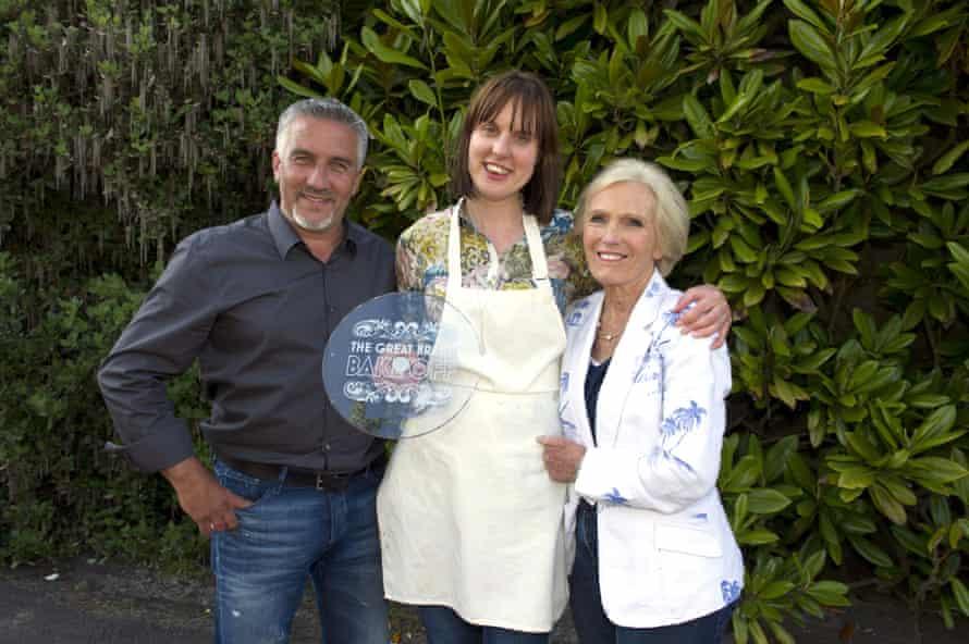 The Great British Bake Off Winner 2013, Frances Quinn.