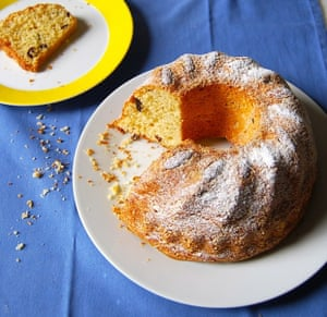'A Kouglof for France: a traditional cake from the Alsace, the region Arsene Wenger's from. Surely you can't go wrong with that...'