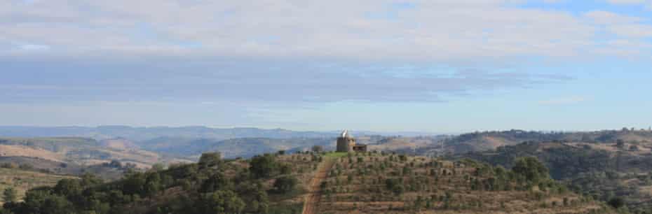 Herdade da Nespereira windmill house, Alentejo, Portugal