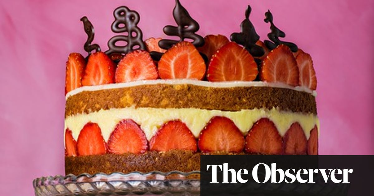 Paul And Marys Favourite Bake Off Recipes Food The Guardian