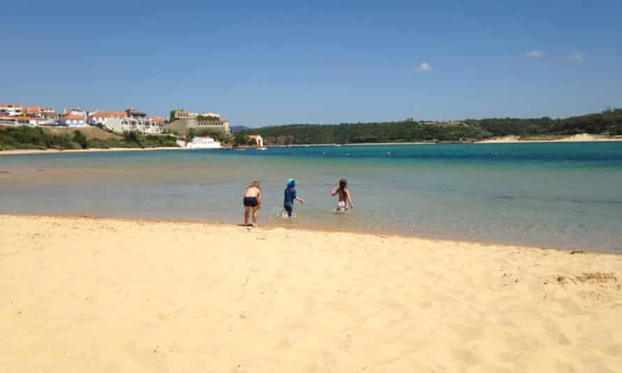 Farol Beach, Vila Nova Milfontes, Portugal.