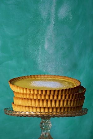 Mary Berry's tarte au citron