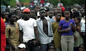 causes of unemployment in nigeria