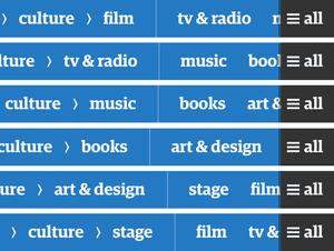 Culture navigation examples