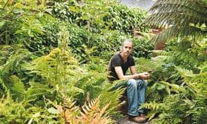 How garden grow: Robbie Blackhall-Miles