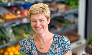 Lucy Gatward of The Better Food Company