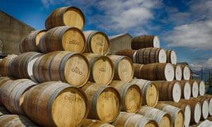 US Money whiskey barrel oak