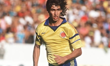 Andres Escobar, Colombia.