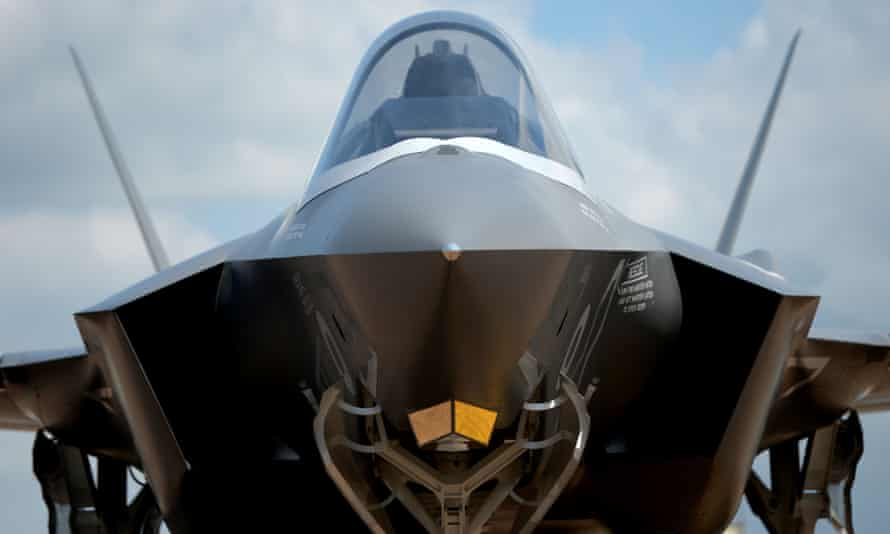 The F-35 fighter jet was among aircraft targeted by Su Bin and other Chinese hackers, according to US authorities