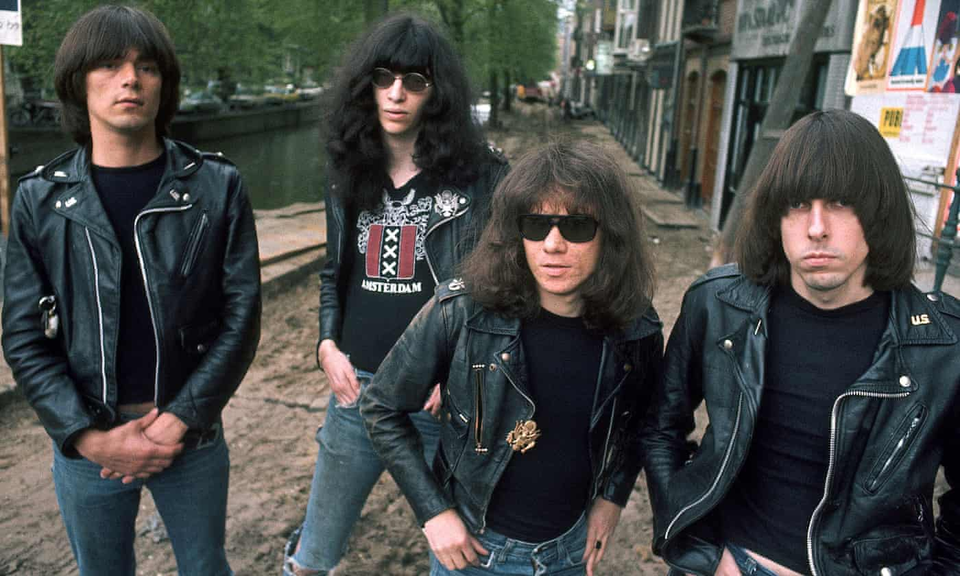 RIP Tommy Ramone: your band captured the sound in my head