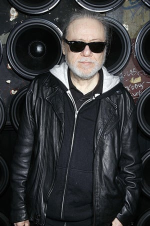 Tommy Ramone: Tommy Ramone in March 2012